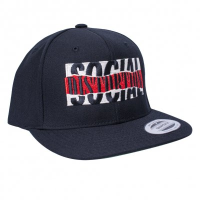 social-distortion - Self Titled | Snapback Hat