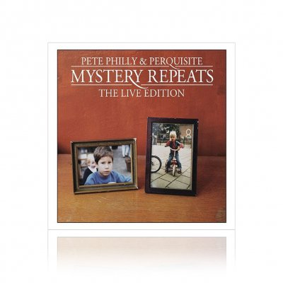 anti-records - Mystery Repeats | Live 2xCD