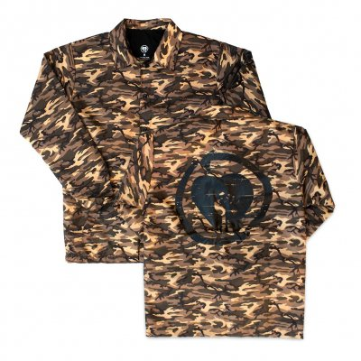 rise-against - Heartfist Camo | Windbreaker