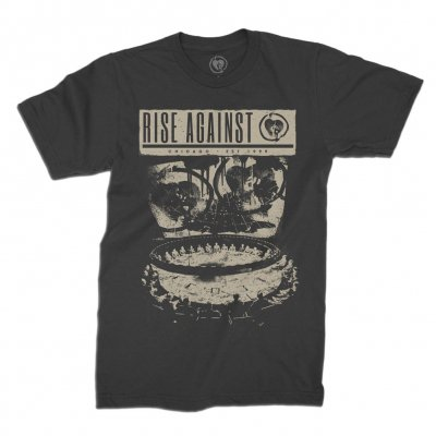 Rise Against - War Room | T-Shirt