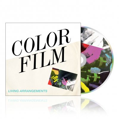 Color Film - Living Arrangements | CD