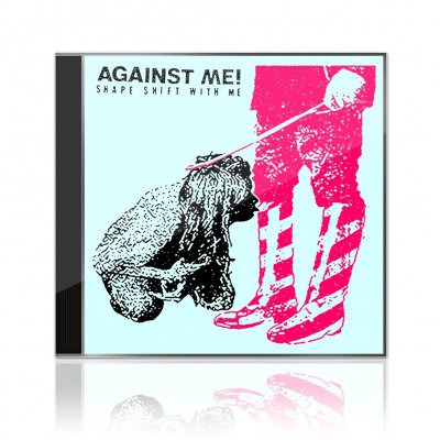 Against Me! - Shape Shift With Me | CD
