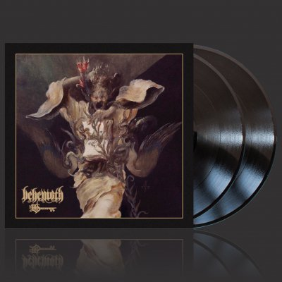 shop - The Satanist | Black 2xVinyl