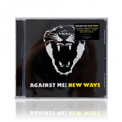 against-me - New Wave | CD