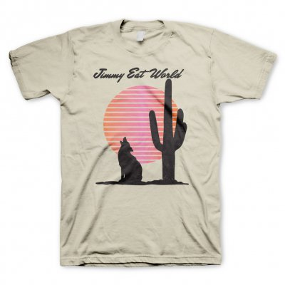 jimmy-eat-world - Cactus | T-Shirt