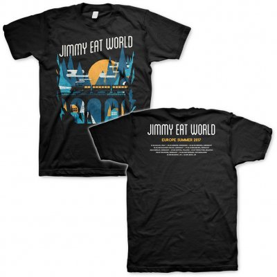 jimmy-eat-world - Train Tour | T-Shirt