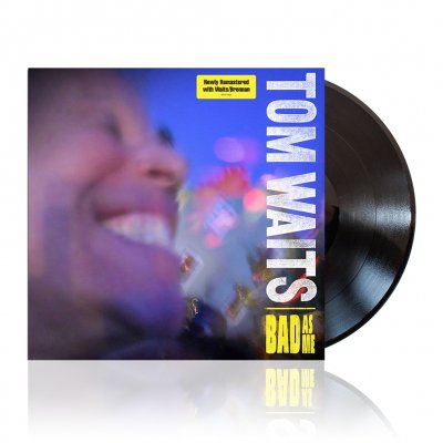 tom-waits - Bad As Me | Remastered 180g Vinyl