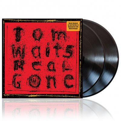 tom-waits - Real Gone | Remastered 2x180g Vinyl