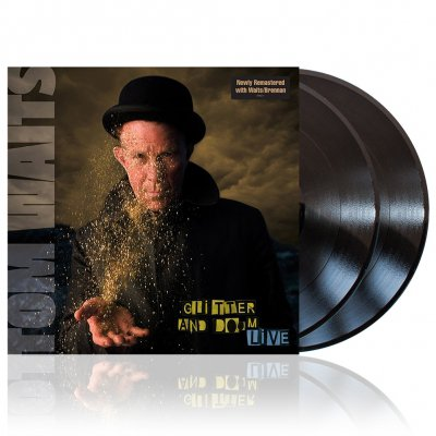 tom-waits - Glitter and Doom Live | Remastered 2x180g Vinyl