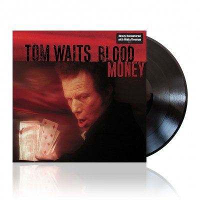 tom-waits - Blood Money | Remastered 180g Vinyl