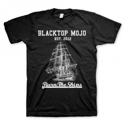 Blacktop Mojo - Vintage Ship | T-Shirt