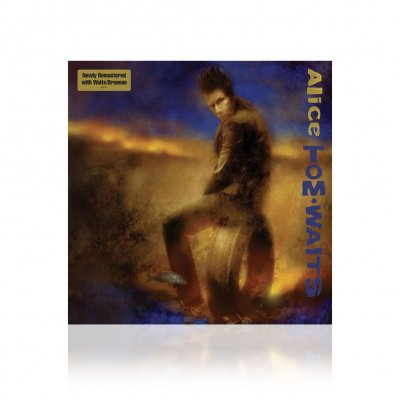 Tom Waits - Alice | Remastered CD