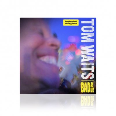 tom-waits - Bad As Me | Remastered CD
