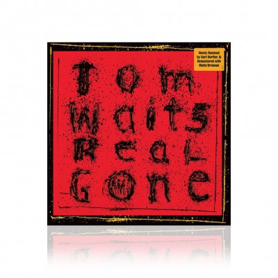 tom-waits - Real Gone | Remastered CD