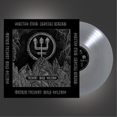 watain - Trident Wolf Eclipse | Deluxe Silver Vinyl Boxset