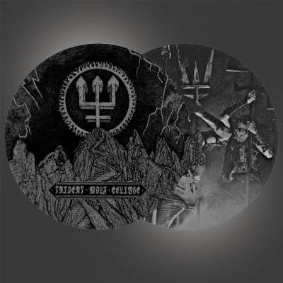 watain - Trident Wolf Eclipse | Picture LP
