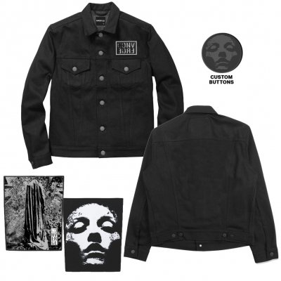 converge - Custom Denim Jacket | Bundle