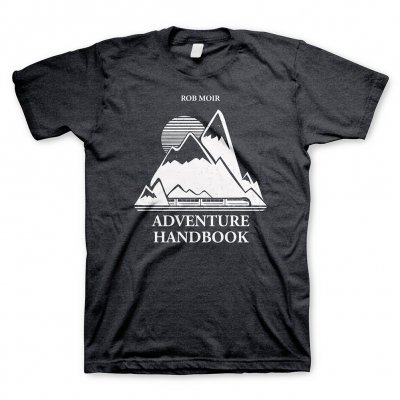 Rob Moir - Mountain | T-Shirt