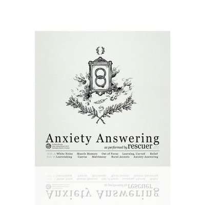 Rescuer - Anxiety Answering | CD
