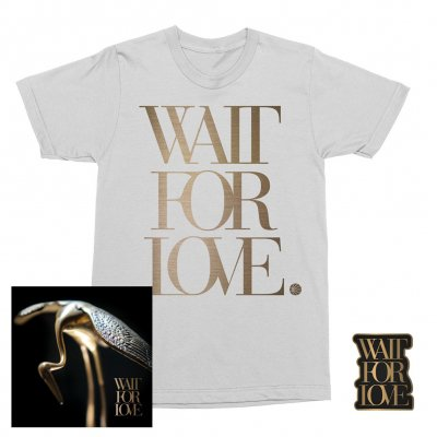 Pianos Become The Teeth - Wait For Love | CD+White T