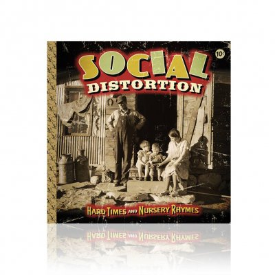 Social Distortion - Hard Times... | CD