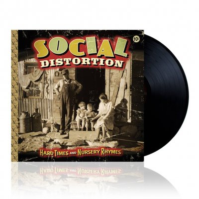 Social Distortion - Hard Times... | 2xVinyl