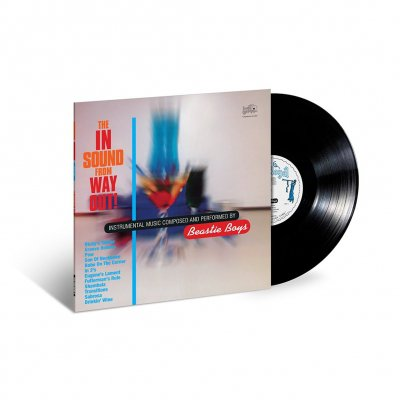 beastie-boys - The In Sound From Way Out! | 180g Vinyl