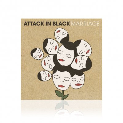Attack In Black - Marriage | CD
