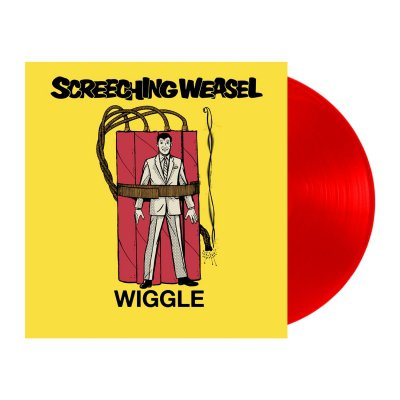 screeching-weasel - Wiggle | Red Vinyl