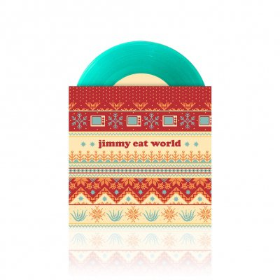jimmy-eat-world - Last Christmas | Sea Green 7inch