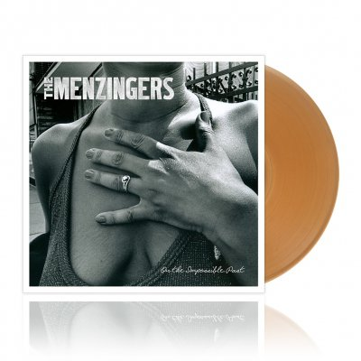 The Menzingers - On The Impossible Past | Beer Color Vinyl