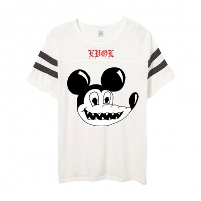 Frank Iero - Evol Steve | Jersey Shirt