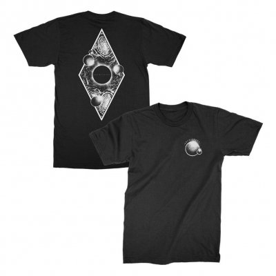 architects - Cosmos Eclipse Black | T-Shirt