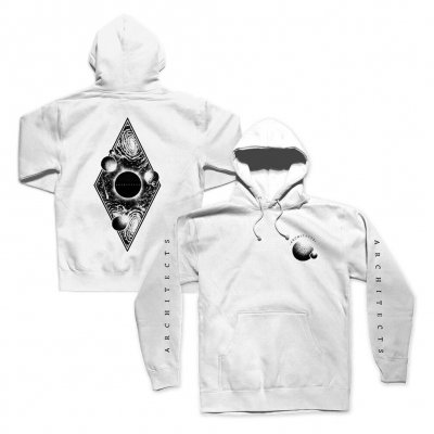 architects - Cosmos Eclipse White | Hoodie