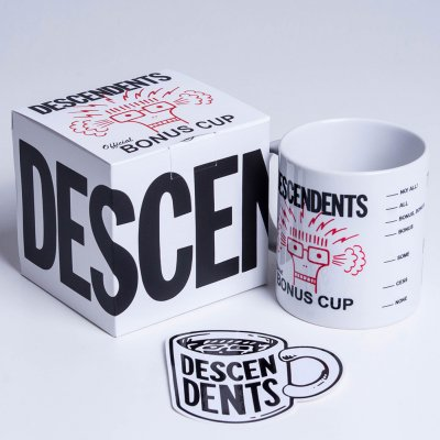 Descendents - Bonus Cup | Coffee Mug