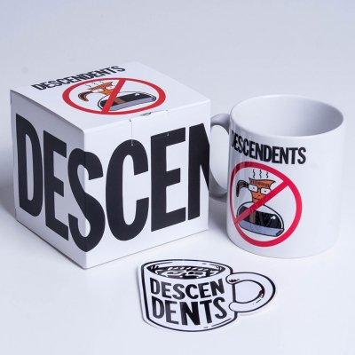 Descendents - Thou Shalt Not Partake Of Decaf | Coffee Mug
