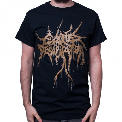 Cattle Decapitation - Logo Gold | T-Shirt