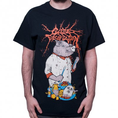 cattle-decapitation - Pig Chef | T-Shirt