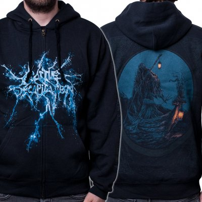 cattle-decapitation - Pacific Grim | Zip-Hood