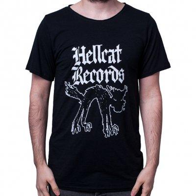 hellcat-records - Cat Black | T-Shirt