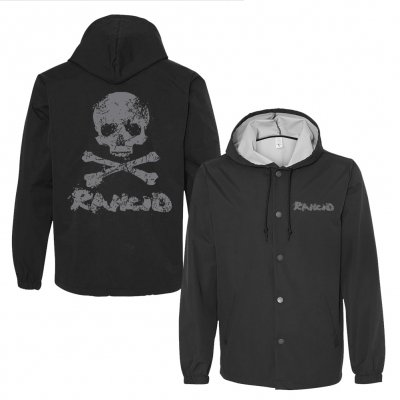 Rancid - Skull | Windbreaker