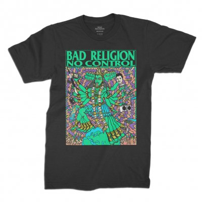 bad-religion - No Control Kozik | T-Shirt