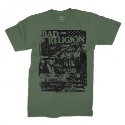 bad-religion - Streets | T-Shirt
