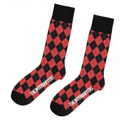 The Interrupters - Argyle Socks | Socks
