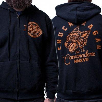 chuck-ragan - Wolf | Zip Hood