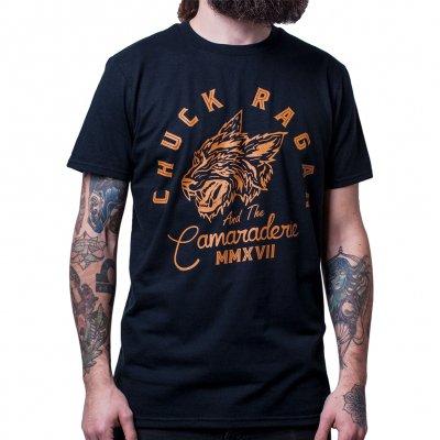 chuck-ragan - Wolf | T-Shirt