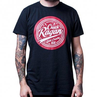 chuck-ragan - Script | T-Shirt
