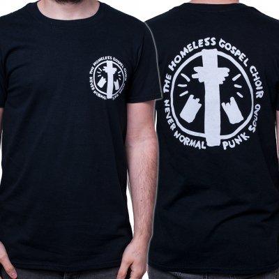 the-homeless-gospel-choir - Normal Punk | T-Shirt