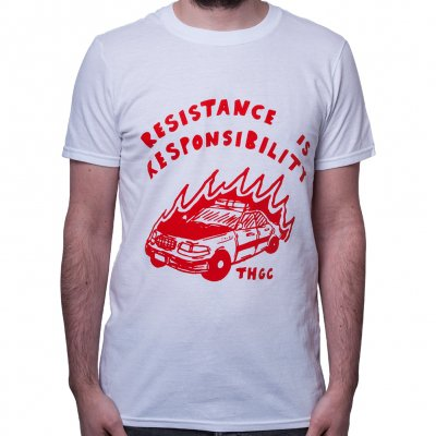 the-homeless-gospel-choir - Resistence | T-Shirt