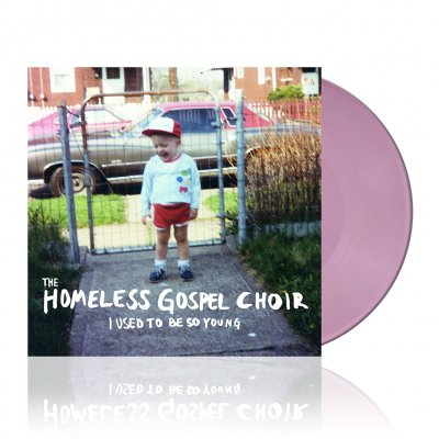 the-homeless-gospel-choir - I Used To Be So Young | Baby Pink Vinyl